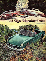 Ilustração original de A Nice Morning Drive