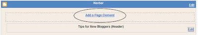 Add Picture Banner Link to Blogger Header