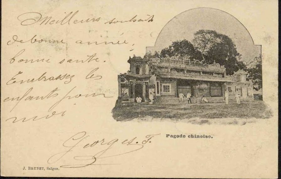 Super Photographes d'Asie (1840-1944): Editeurs de cartes postales en  TN16