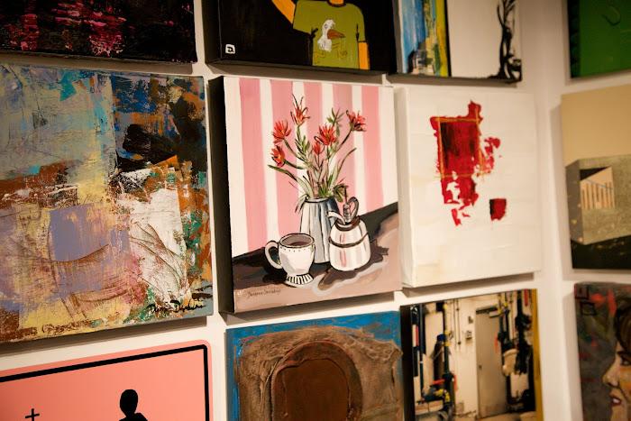 Une expo en cours à la Galerie Zone Orange