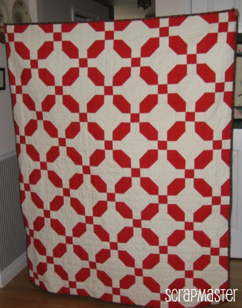 Andrew`s Quilt