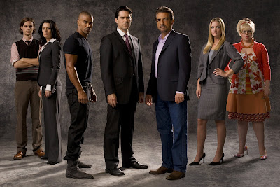 Criminal Minds season three promo pic