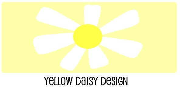 Yellow Daisy Design