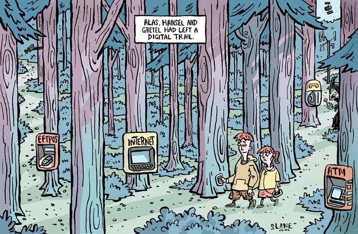 Hansel & Gretel and digital privacy