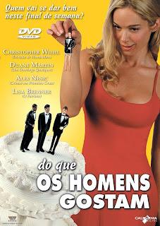 Do que os Homens Gostam DVD Do que os Homens Gostam
