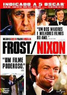 Filme Poster Frost Nixon DVDRip XviD Dual Audio