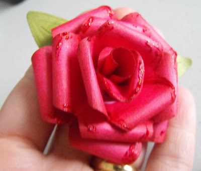 online flower: learn to make roses