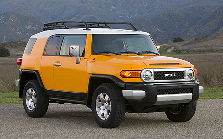 Toyota is developing a smaller and more affordable four-wheel drive to