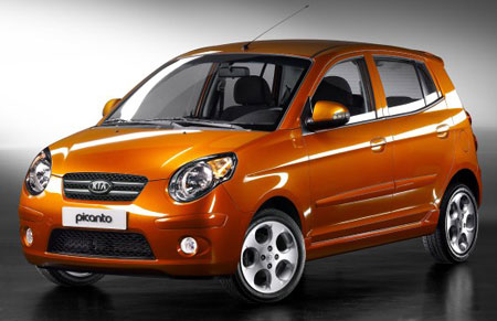The Auto Insider New Kia Picanto Sketched Ahead Of