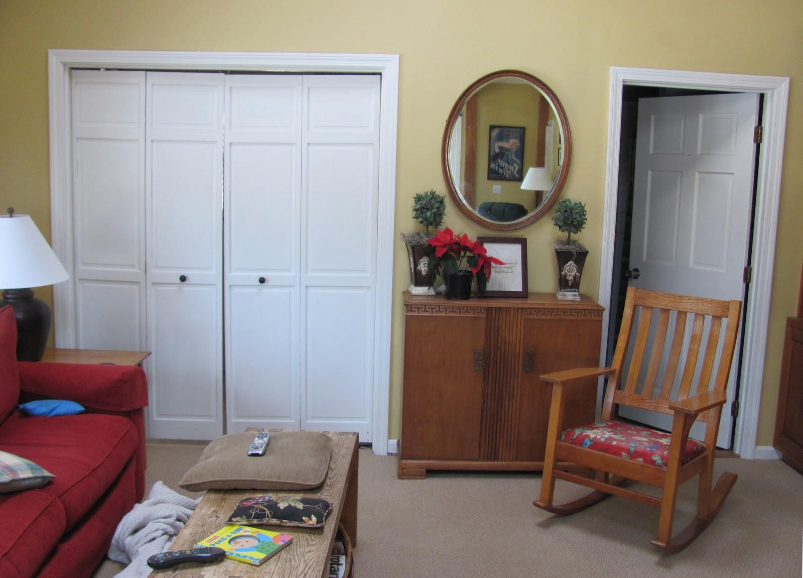 Folding Doors For Laundry Room : Folding doors laundry room