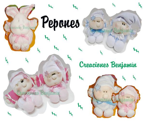 Pepones