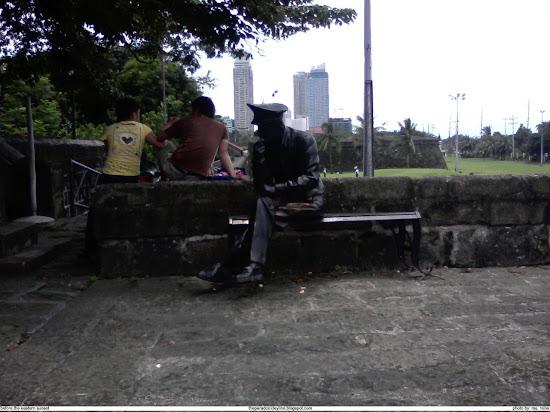 General Douglas McArthur in Intramuros