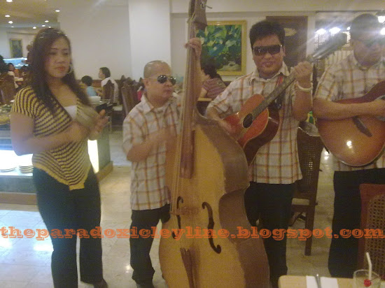 Musicians of Kamayan's Buffet