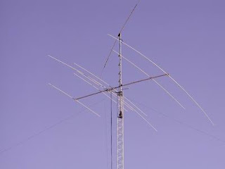 Cleared amateur antenna toower what words