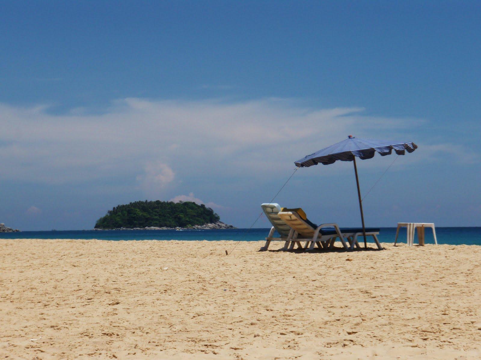 of Karon Beach, Phuket.