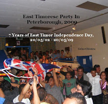 New Book: East Timorese Party in Peterborough