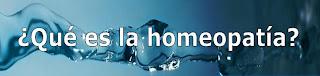 ¿Qué es la homeopatía