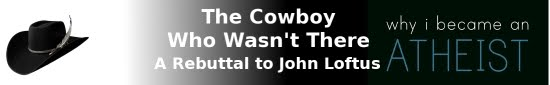 The Cowboy Who Wasn't There: E-book Companion Site