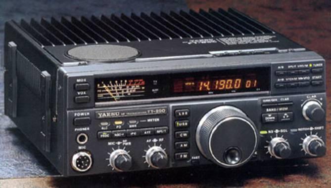 YAESU  FT-890