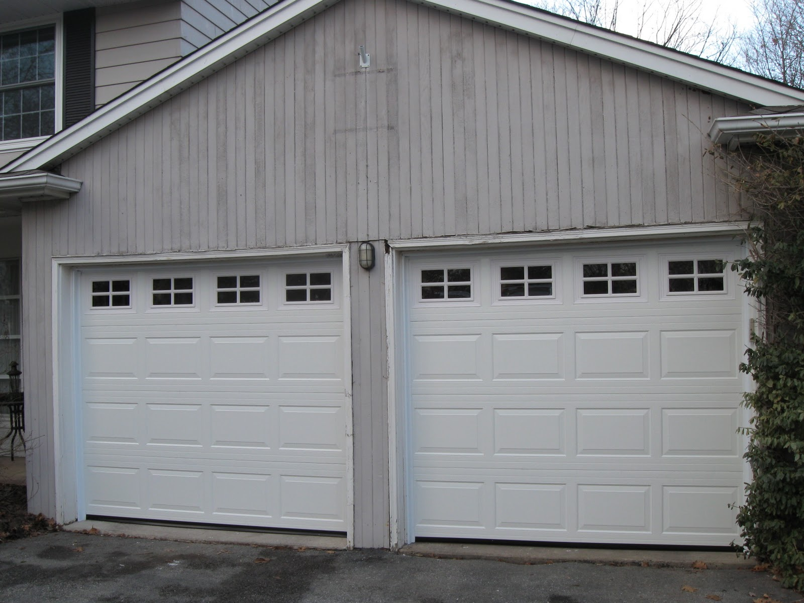 1200 #5D5851 Rave Projects: New Garage Doors save image Garage Doors New 36871600