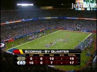 Super Bowl 2010 Online Stream