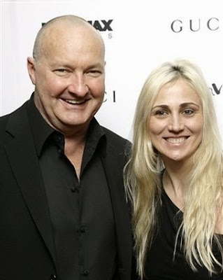 Randy Quaid and Wife Evi Quaid