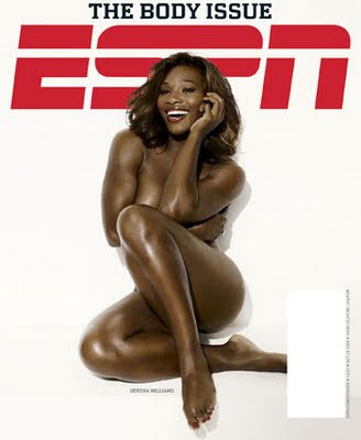 Serena Williams ESPN Body Issue Pictures