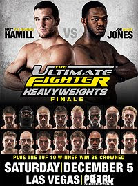 Watch Matt Hamill vs Jon Jones Fight Video TUF 10 Finale