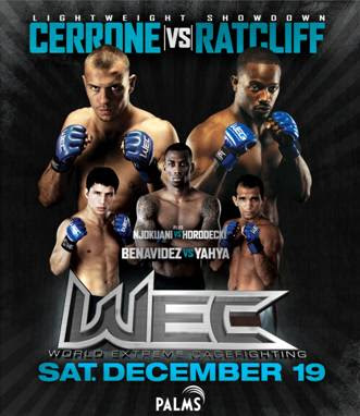 Watch WEC 45 Live Stream free