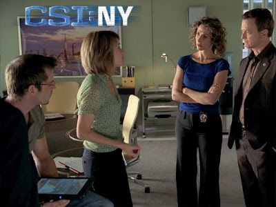 CSI NY Season 6 Episode 11