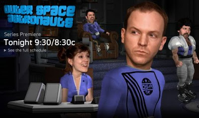 Watch Outer Space Astronauts Season 1 Episode 4