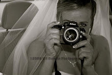 I&#39;m a little passionate about taking pictures! Even at my own wedding. :)