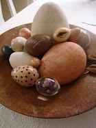 Min samling av ägg