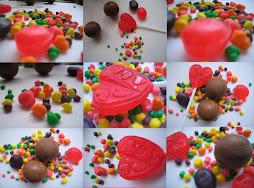 *dulces*