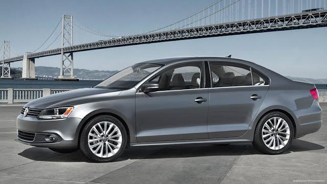 Volkswagen Jetta 2011 front side