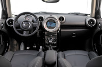 MINI Cooper Countryman dash