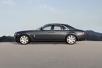 Rolls-Royce Ghost side