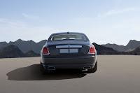 Rolls-Royce Ghost back