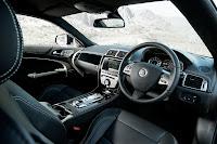 Jaguar XK dash