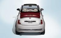 Fiat 500c back