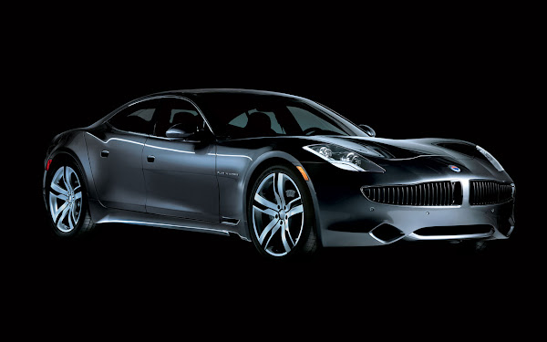 Fisker Karma plug-in hybrid electric vehicle
