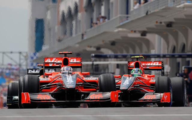 Virgin Racing F1 Team