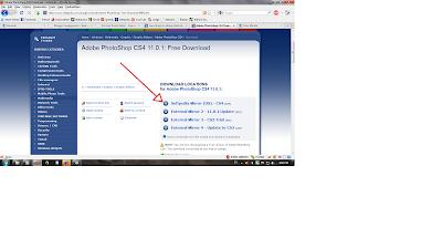 ... plih salah satu proses download sudah berjalan dengan sendirinya