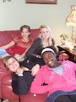 Kacey, Alycia, Shelby & Tomi