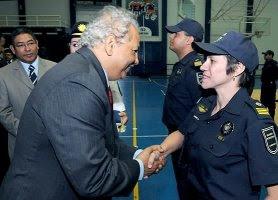 12 anos da Guarda Municipal de Campinas é comemorado em solenidade