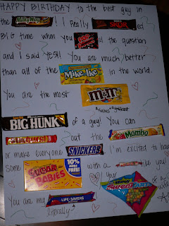 candy bar sayings for birthdays | just b.CAUSE