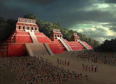 Los mayas nunca hablaron del fin del mundo, aclara especialista  Mayas+fin+del+mundo+2