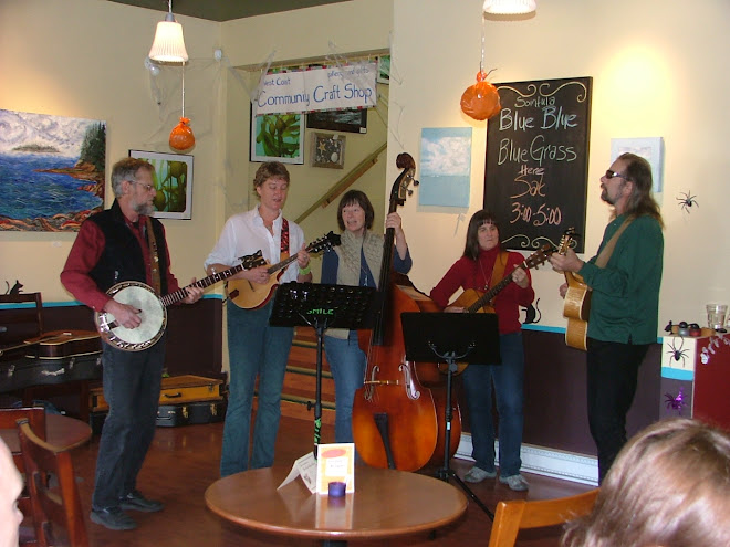 Bluegrass @ Cafe Guido