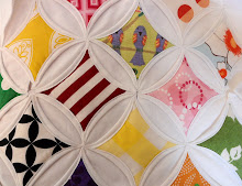 Cathedral Window Quilt Tutorial