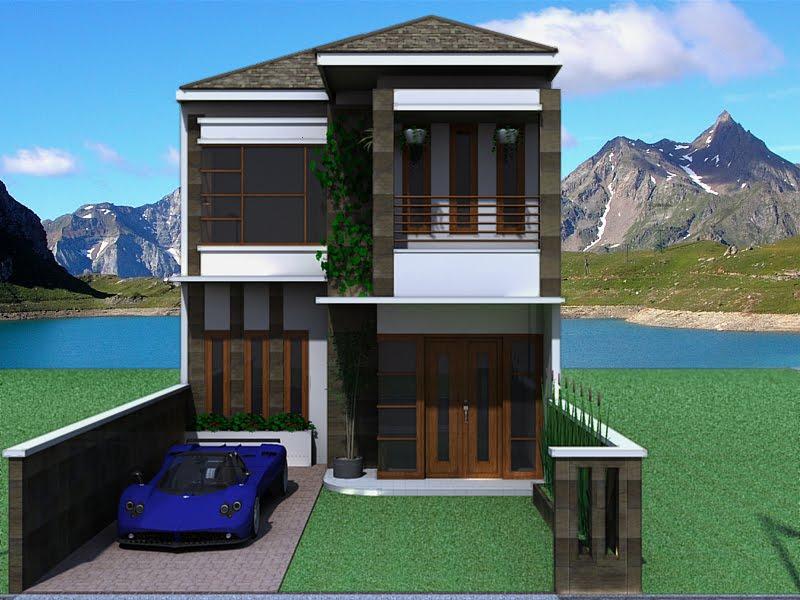 gambar rumah minimalis tampak depan 2014 rumah minimalis